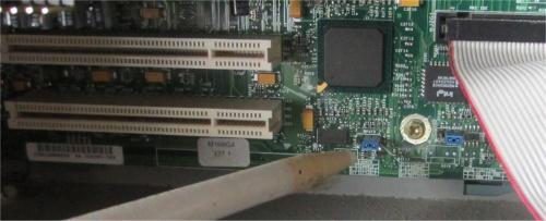 Fujitsu Siemens Celsius 650 BIOS Jumper